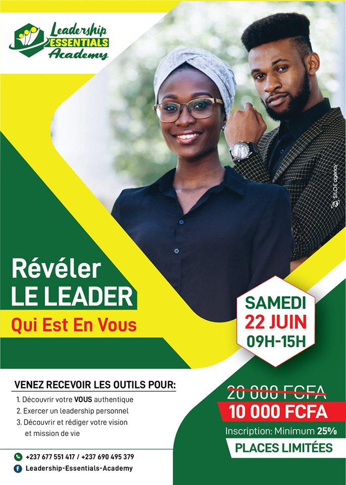 Leadership Essentials Academy --Révéler le leader qui en vous !--