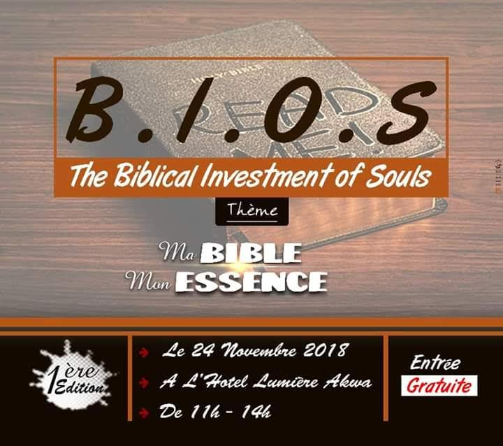 The Biblical Investment of Souls