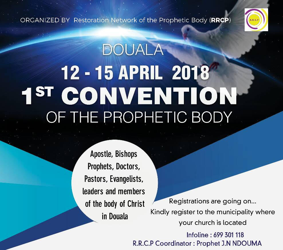 1st convention of the Prophecy body