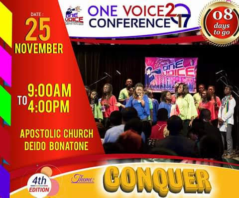 One voice conference 2017