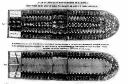 navires négriers